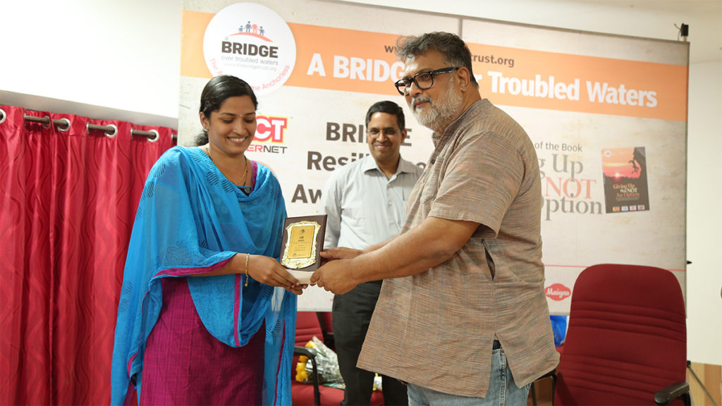 Winners of BRIDGE Resilience Awards